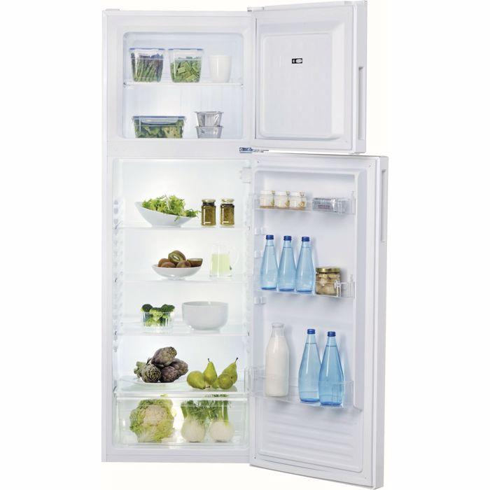 Indesit TIHA17 (Ψυγείο A+ 172x60x60 Λευκό) | Electrofox